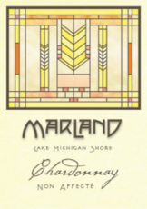 Marland, Chardonnay Non-Affecte Lake Michigan Shore (2017)