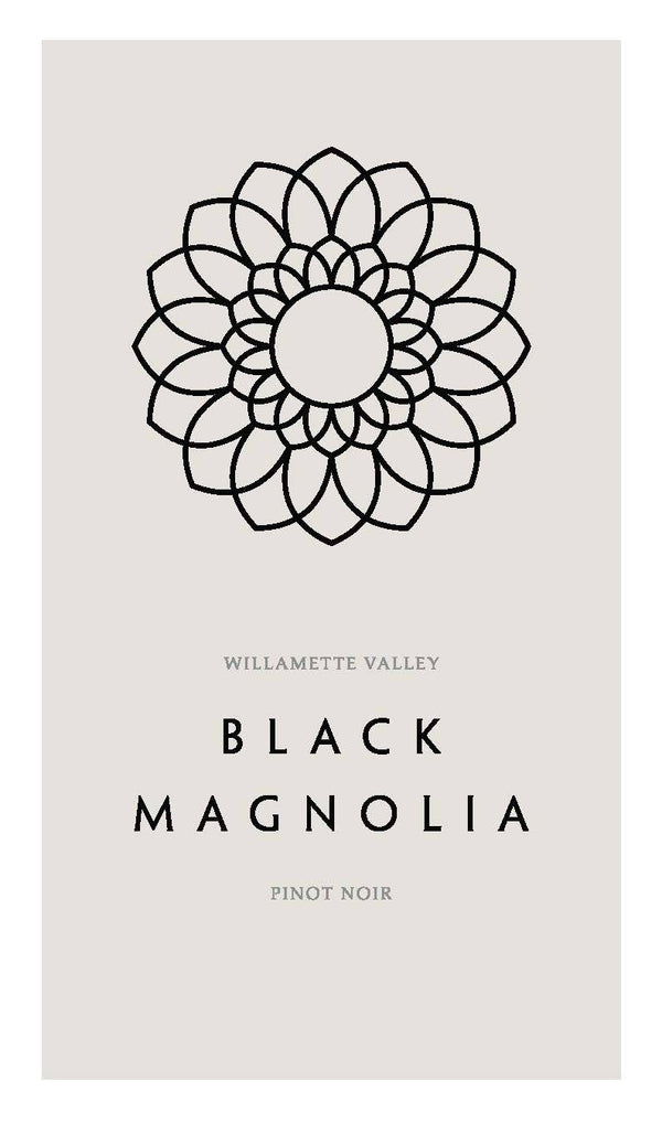 Black Magnolia, Willamette Valley Pinot Noir