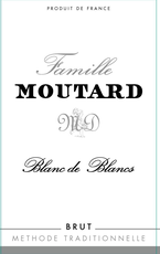 Famille Moutard Blanc de Blancs (NV)