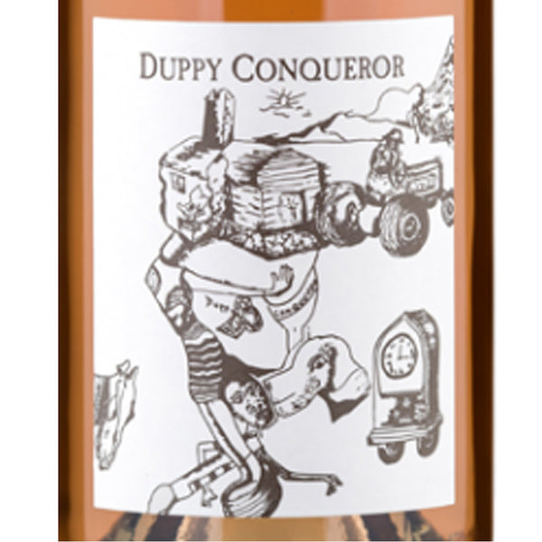 Brown Estates Duppy Conquorer Rose (2017)