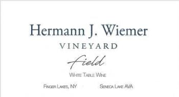 Hermann J. Wiemer, Field White Seneca Lake