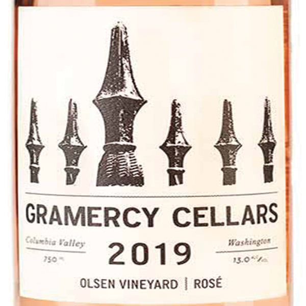 Gramercy Cellars, Olsen Vineyard Rosé