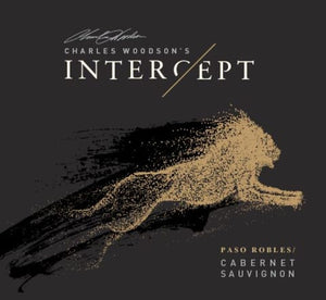 Charles Woodson - Intercept Winery, Cabernet Sauvignon Paso Robles
