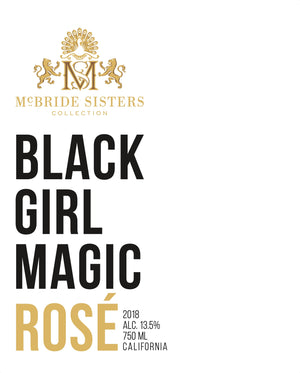 McBride Sisters, Black Girl Magic Rosé