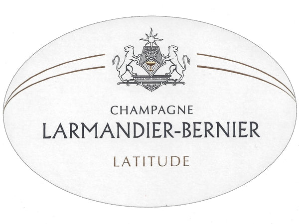 Larmandier-Bernier Latitude Blanc de Blancs NV