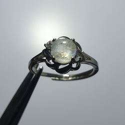 Moonstone Ring (adjustable)