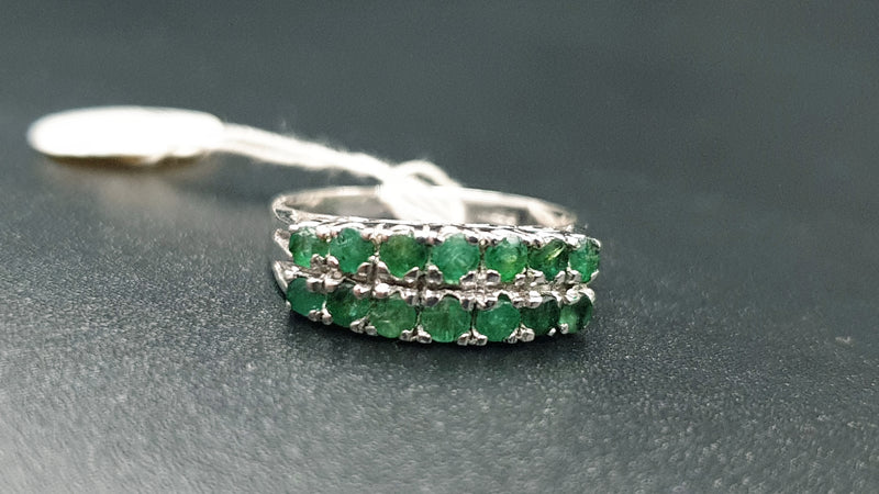 Emerald Ring size 6.5