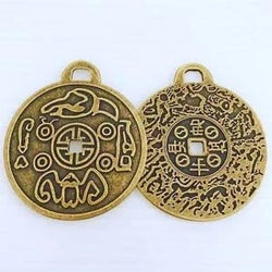 Authentic Money Amulet