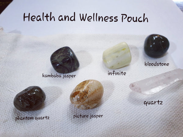 Health and Wellness Pouch