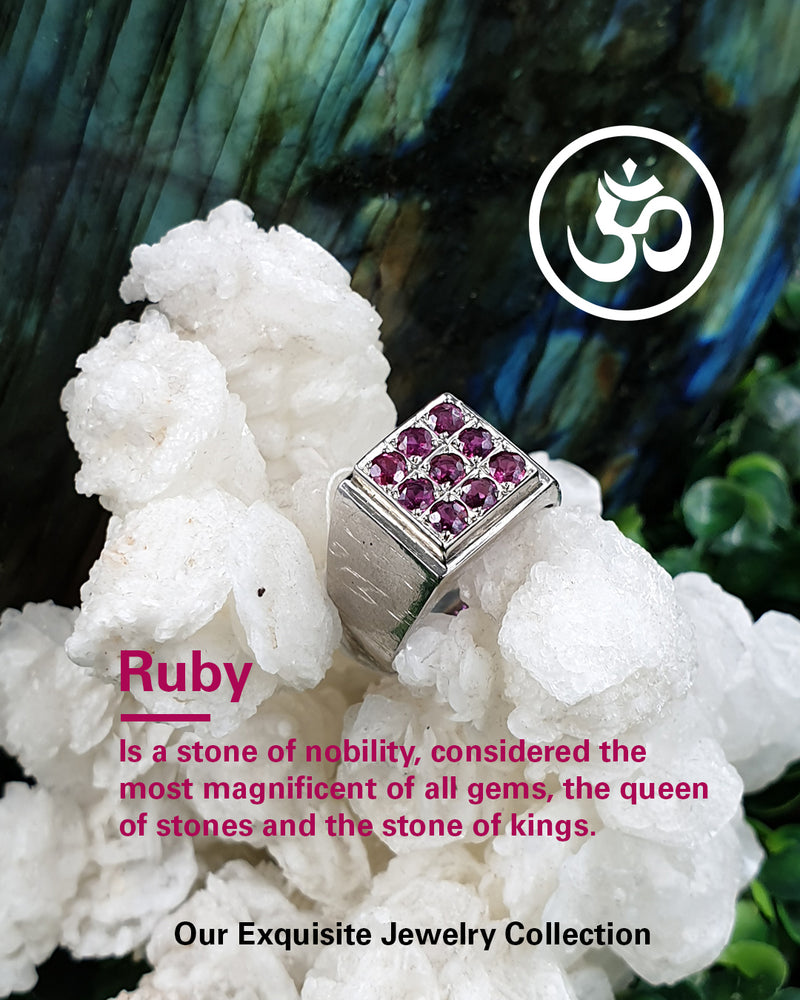 Ruby Ring - Code 1