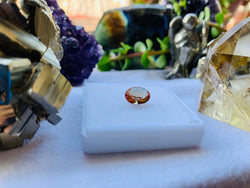 Citrine Faceted