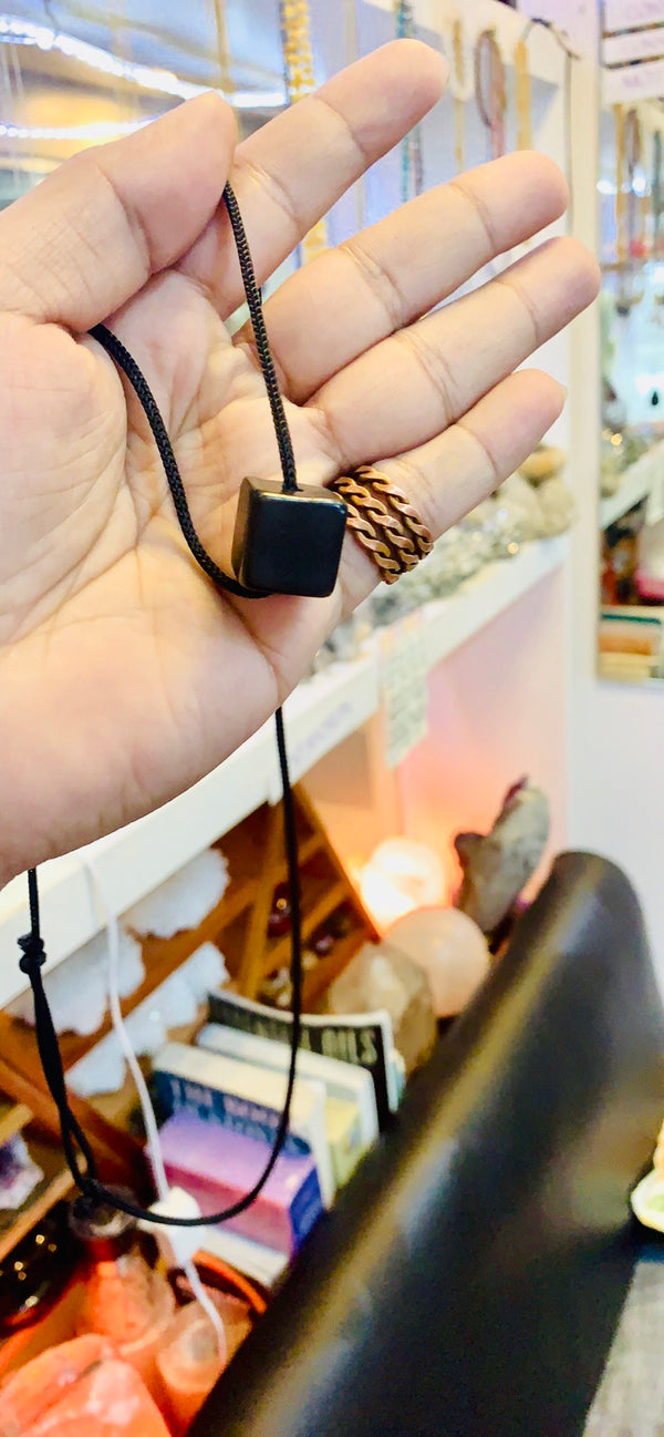 Shungite Pendants