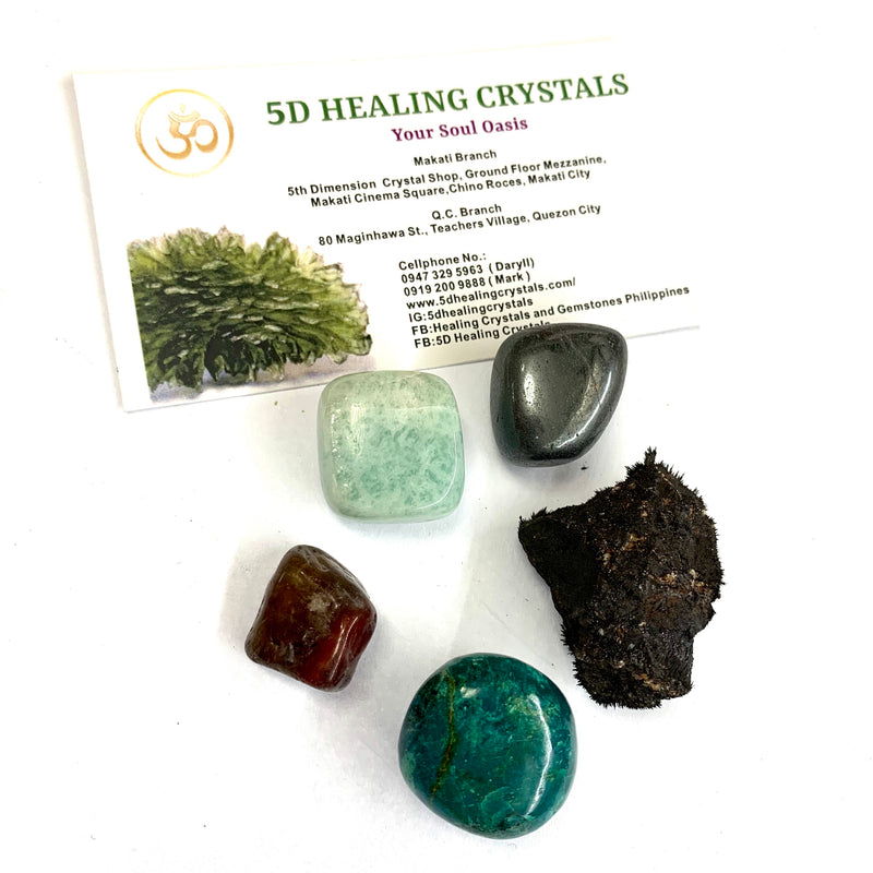 Crystals For Muscle Issues
