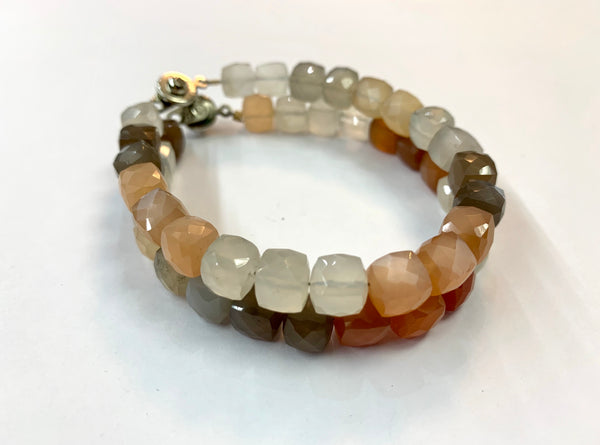 Multicolored Moonstone