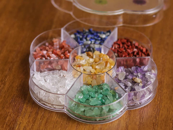 Authentic 7 Chakra Crystal Chips