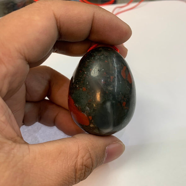 Yoni egg Blood stone
