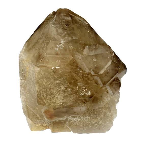 Elestial smoky Quartz