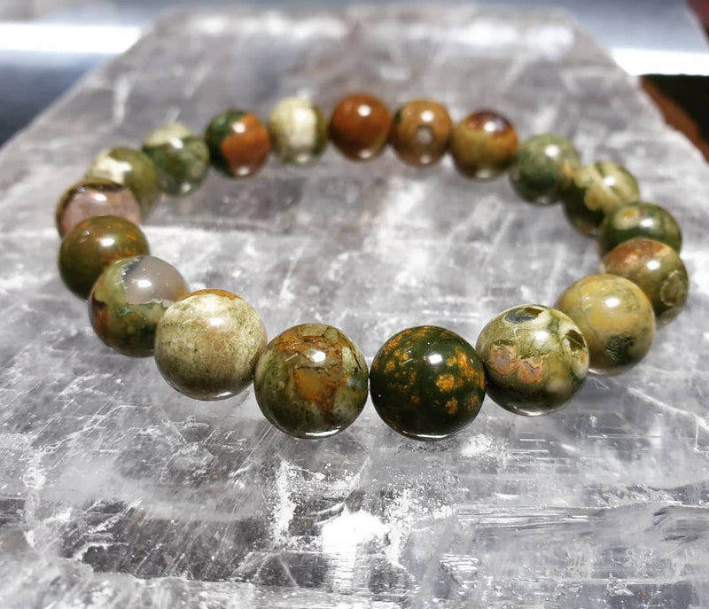 Rainforest jasper