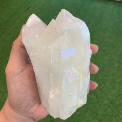 Angel aura lightbrary quartz maaq01
