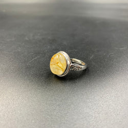 Golden Rutilated Quartz 03