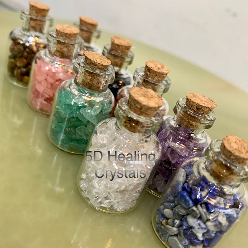 Eternity 9 Crystal Chips Set
