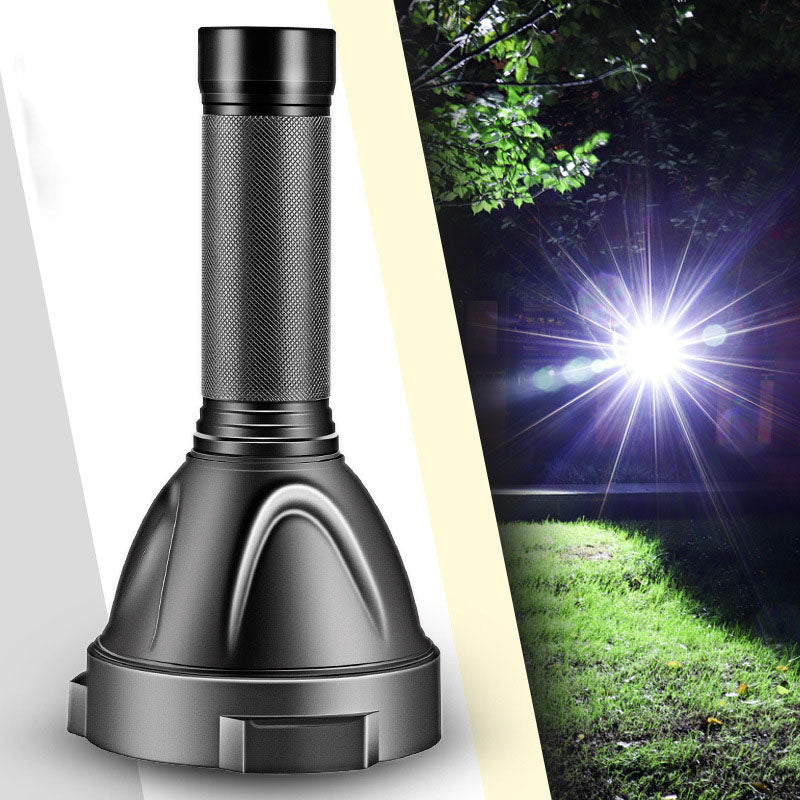 100000 Lumens XHP70.2 Bulb Strong Torch Flashlight Long Throw Up to 1500 meters