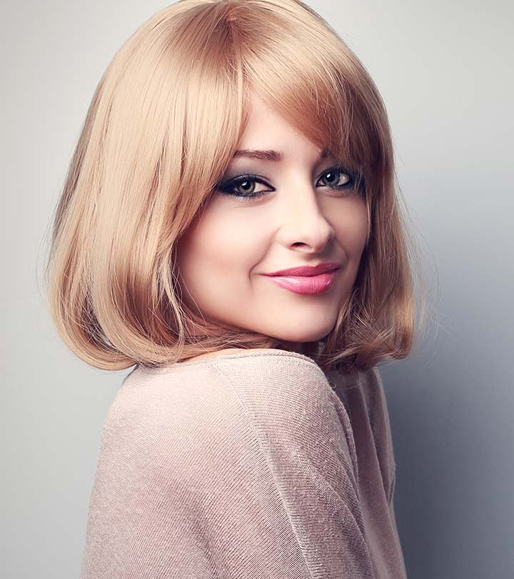 2019 NEW Hairstyle Popular Gorgeous Short Wig 003