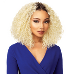 Brazilian 8A Remy Hair Deep Wave Blond
