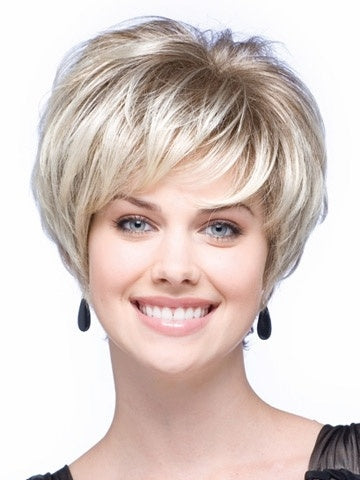 Sexy Lady Stylish Short Pixie Cut Hairstyle Wigs