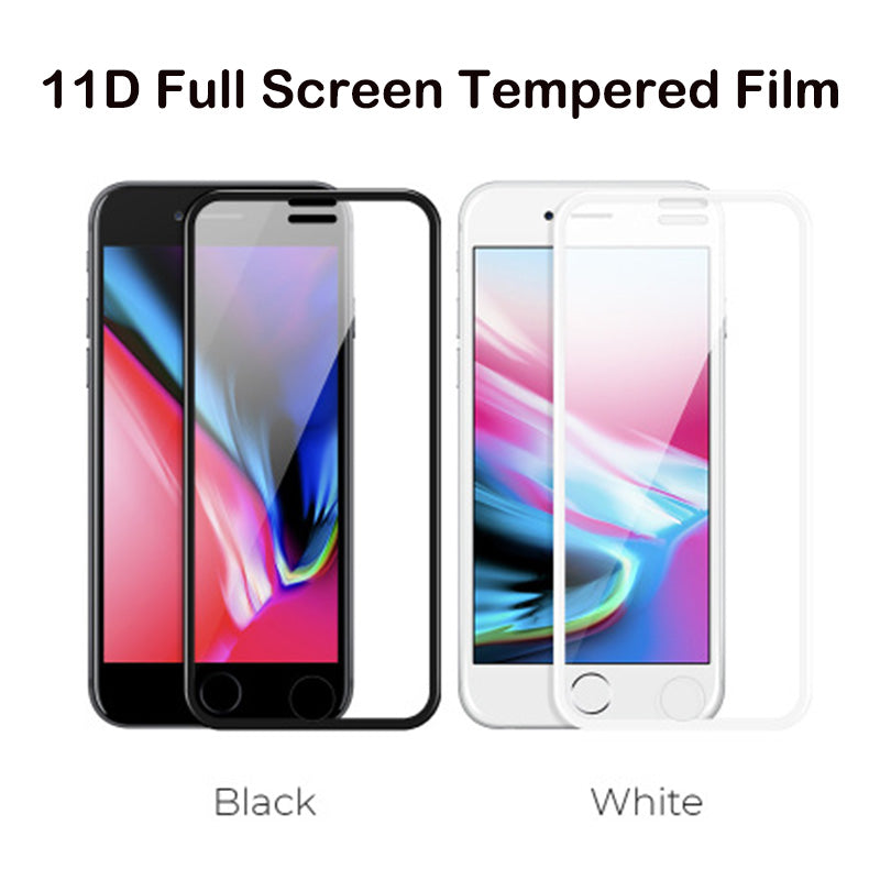 Full Screen Electroplated Oiled Surface 11D Mobile Phone Steel Film