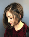2019 NEW Hairstyle Popular Gorgeous Short Wig 009