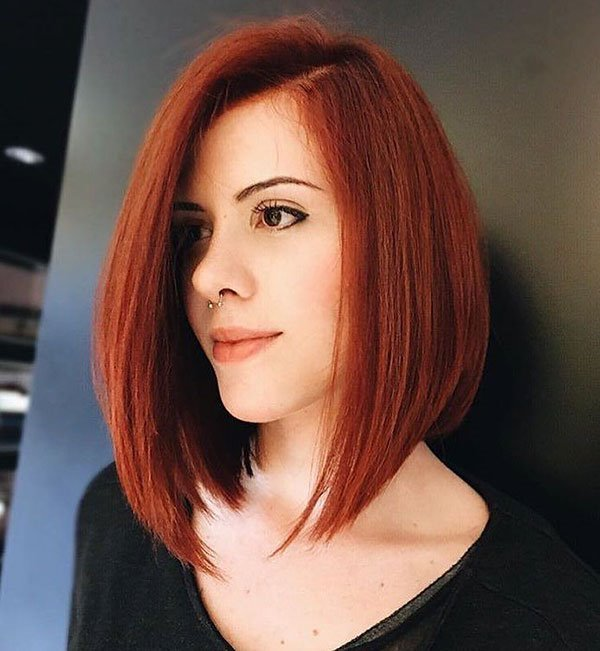 2019 NEW Hairstyle Popular Gorgeous Short Wig 007