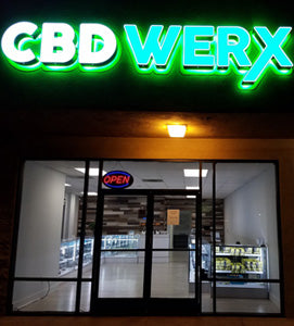 CBD in Lake Forest