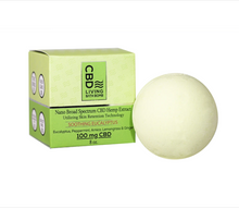 Load image into Gallery viewer, CBD Living Eucalyptus Bath Bomb 100 mg
