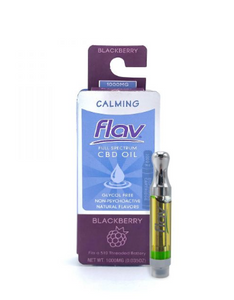 FlavRX BLACKBERRY CBD 1G – CALMING