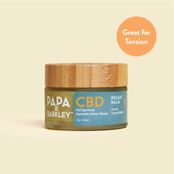 Papa & Barkley Releaf Balm 600mg