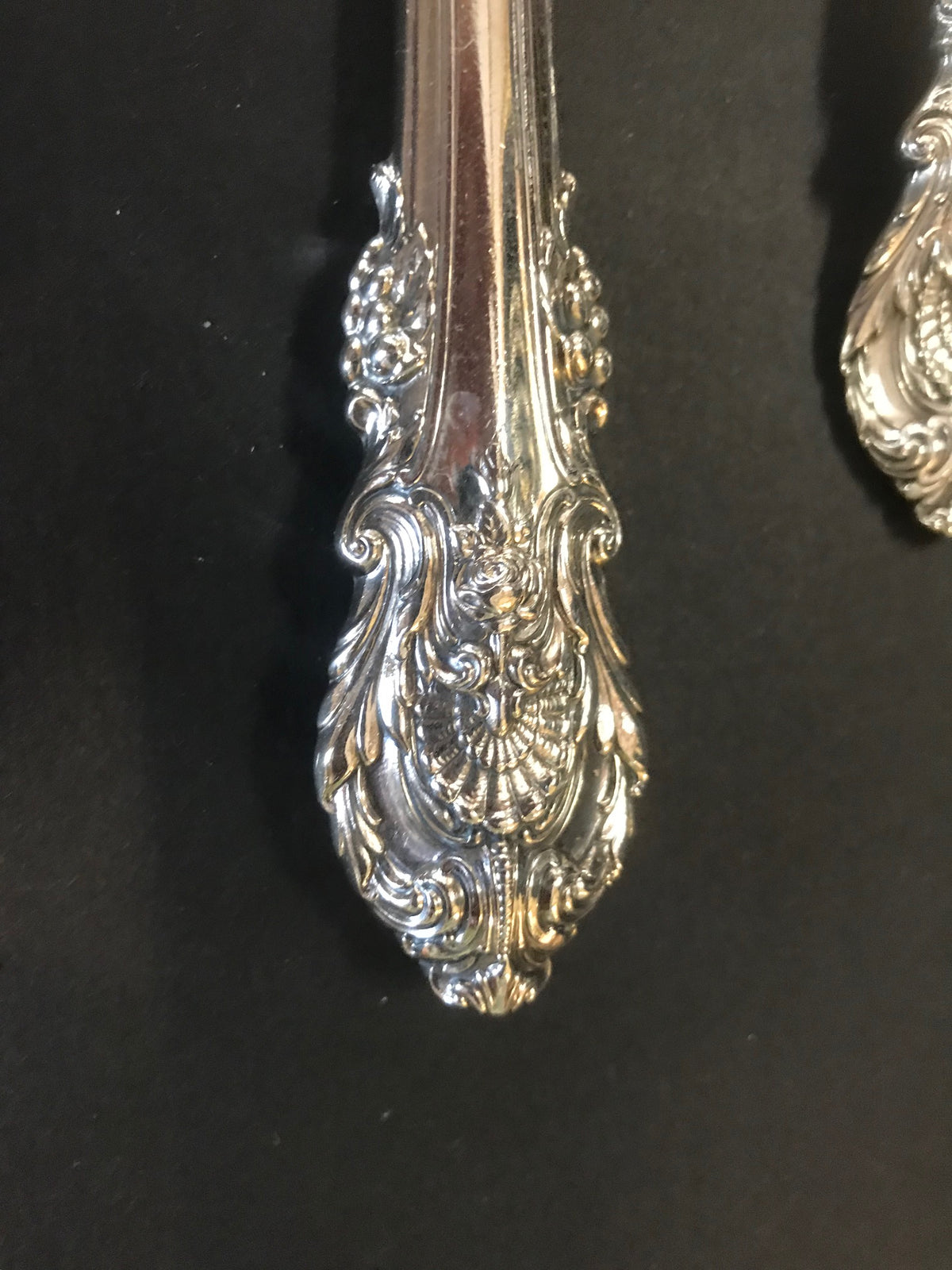 "Wallace Sterling ""Sir Christopher"" Flatware for 12"