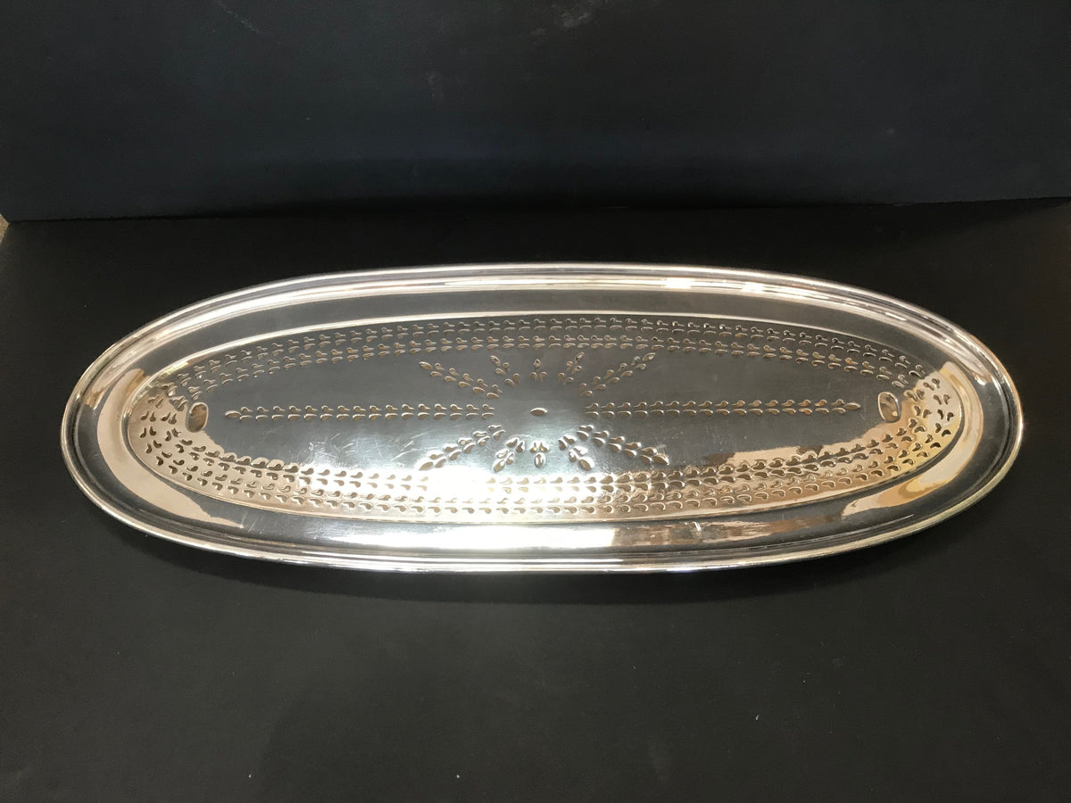 Rare English Mappin & Webb Fish Server
