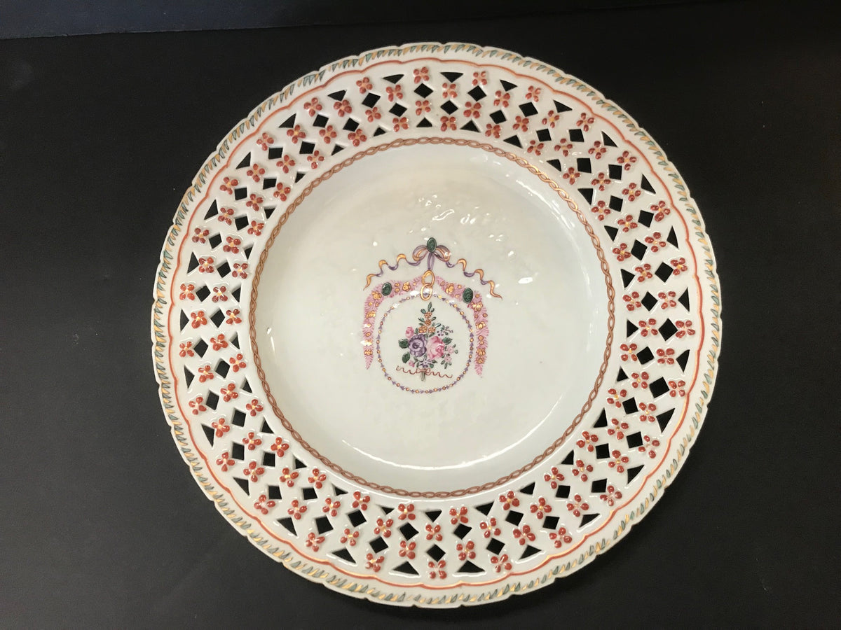 Samson Reticulated Plates S/12