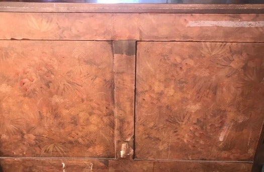 Three Drawer Chest by De Bournay