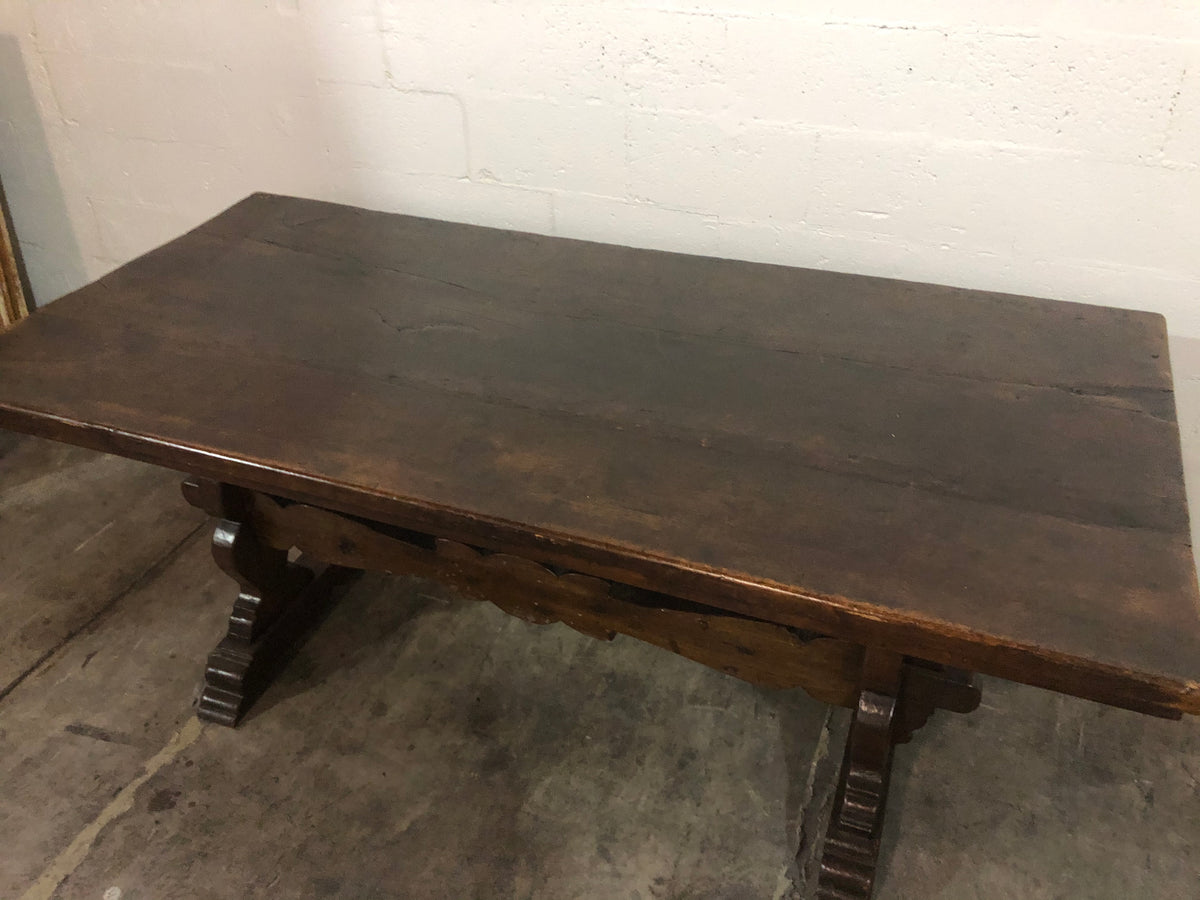 Trestle Style Refectory Table