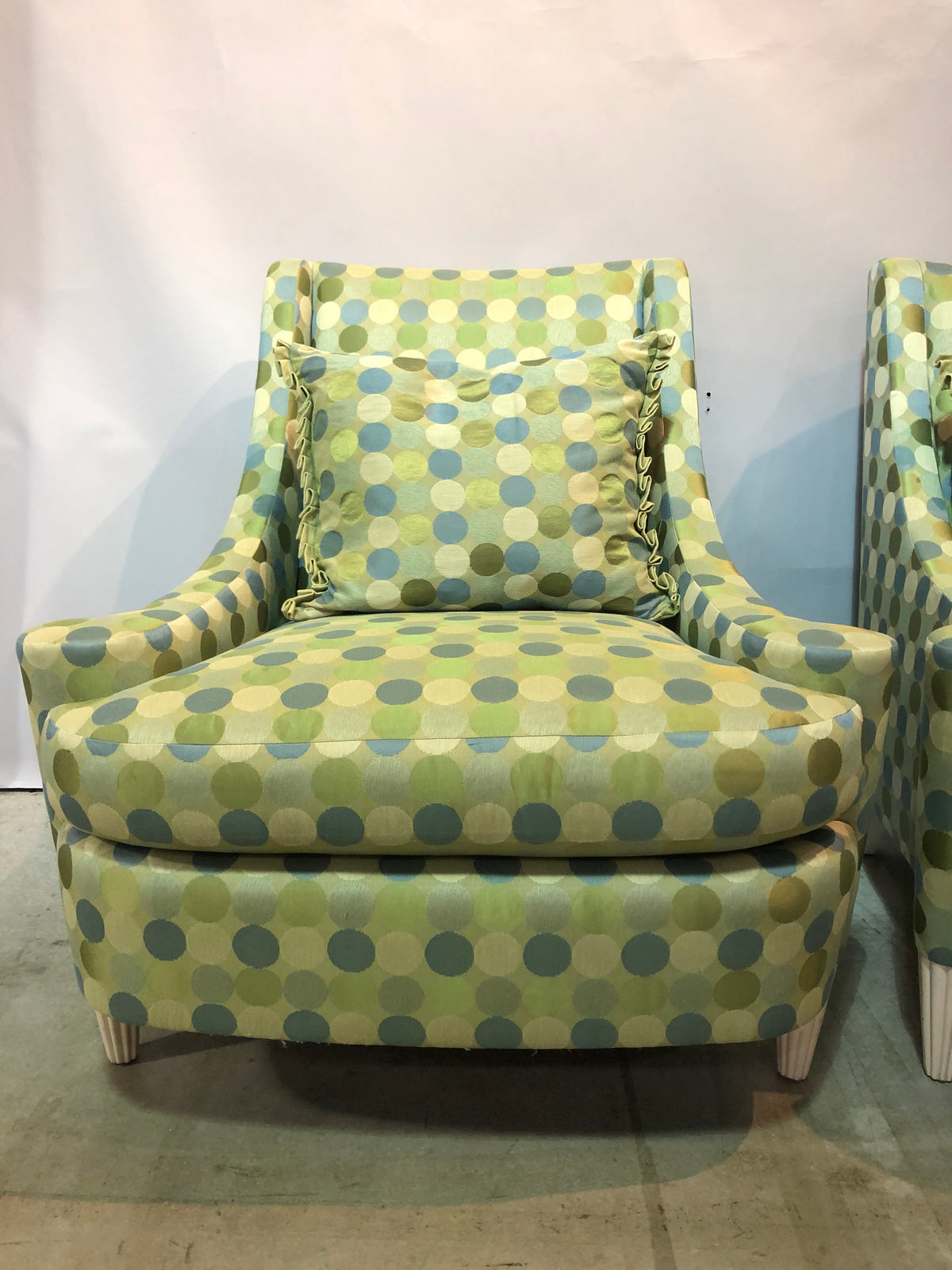 Baker Chairs designed by Barbara Barry