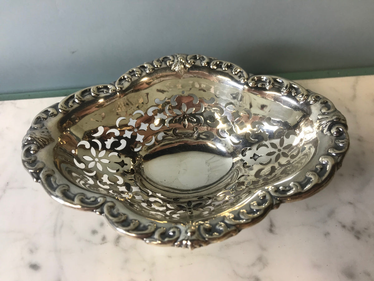 Birks Sterling Candy Dish