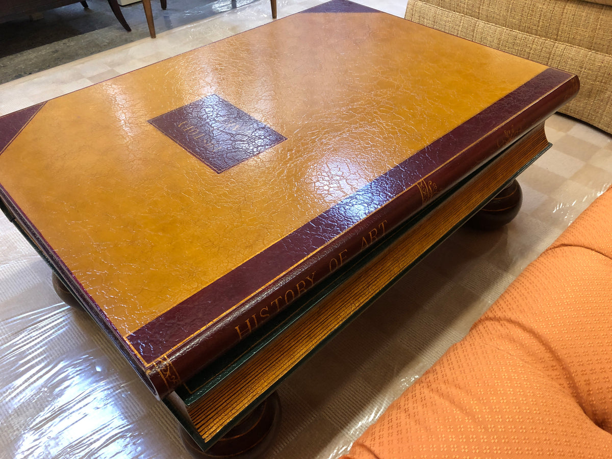 Decorative Book Coffee Table