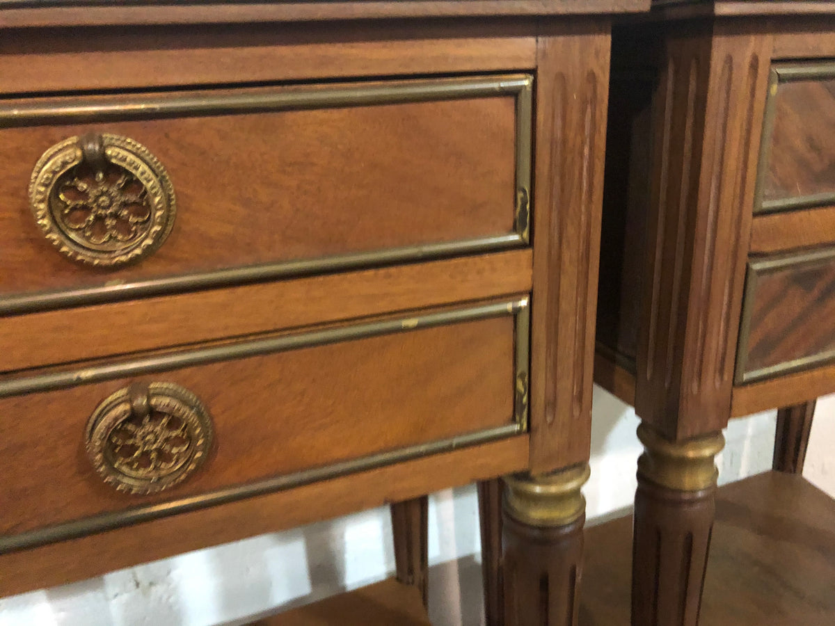 Louis Style Accent Side Tables