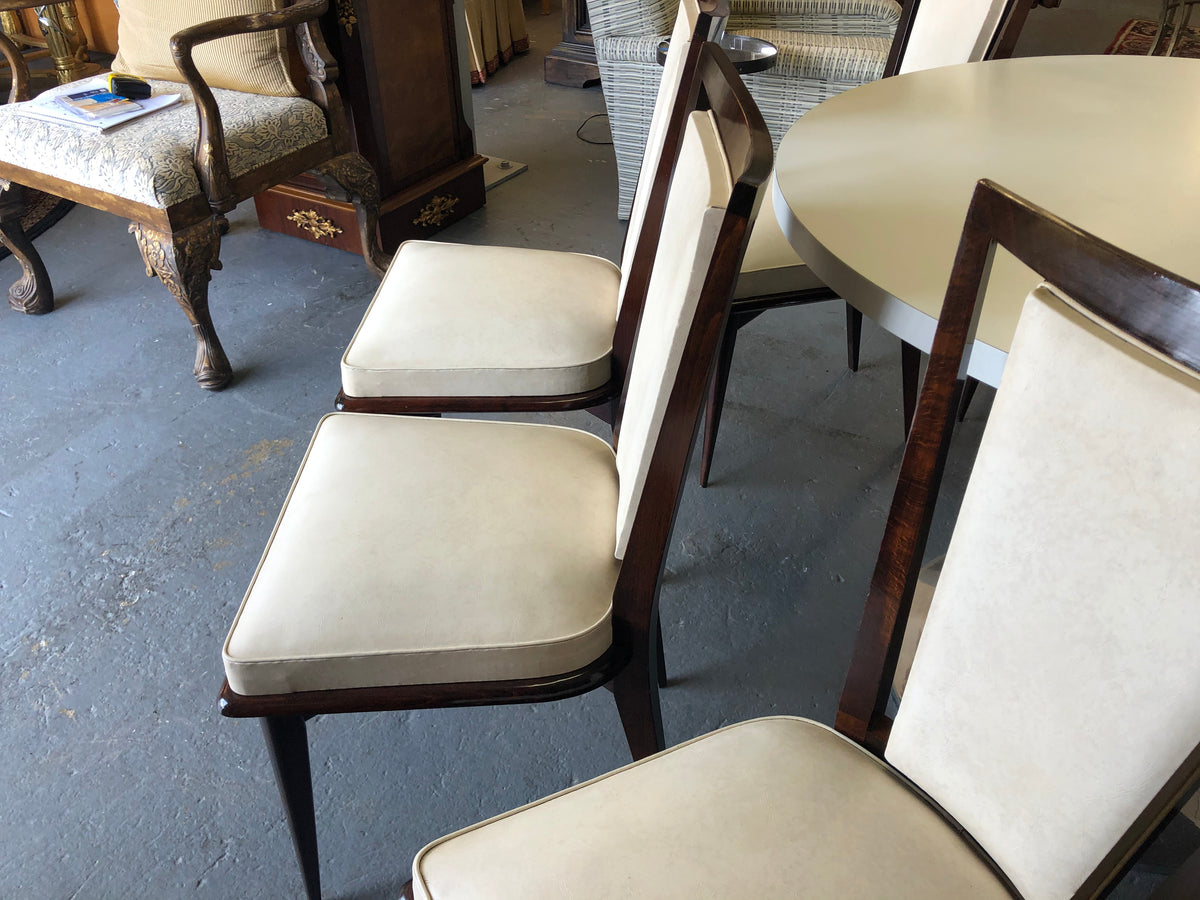 Vintage Deco Dining Chairs