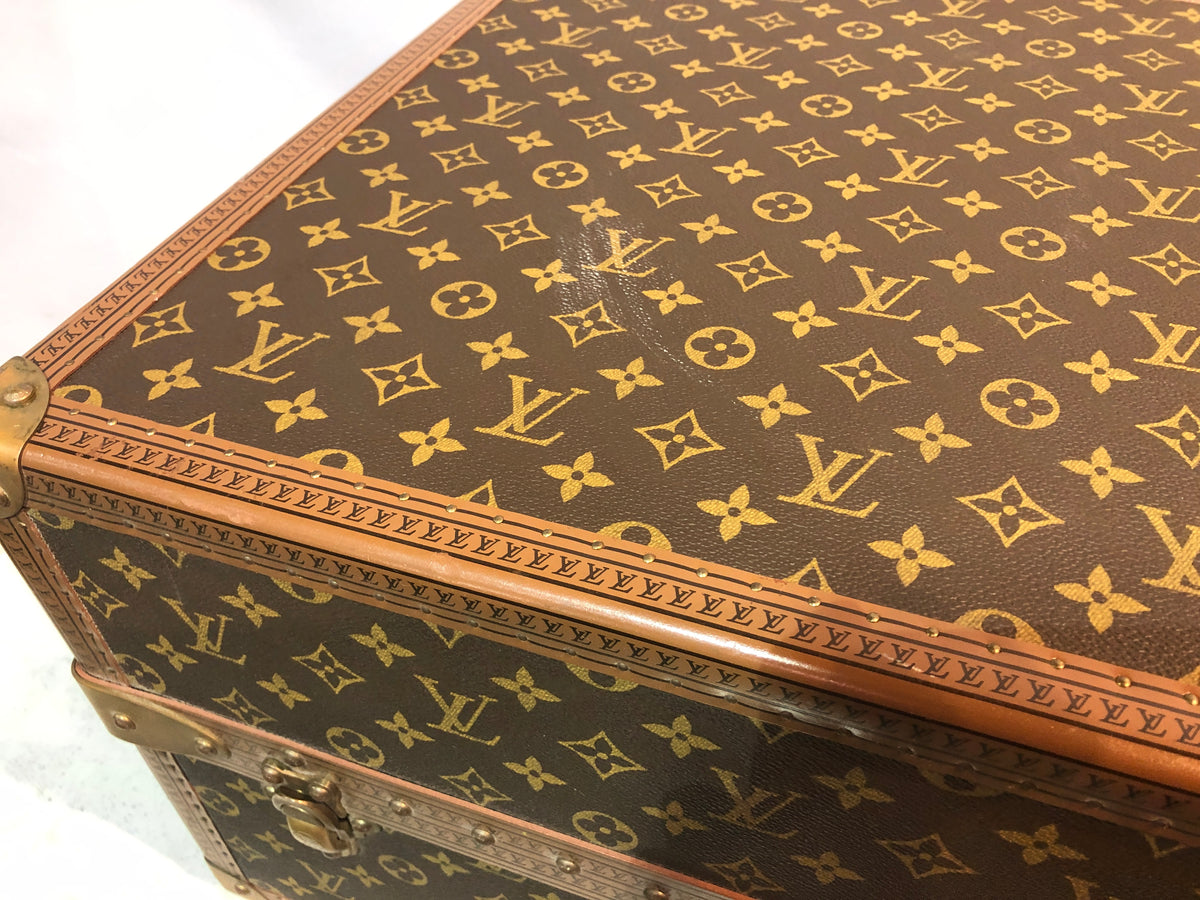 Louis Vuitton Alzer Shoe Suitcase