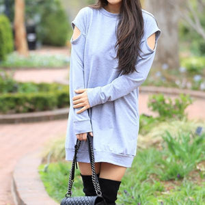 Autumn And Winter Loose Long-Sleeved Sweatshirts