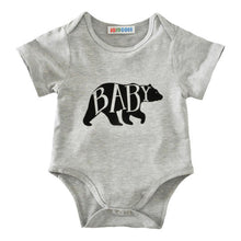 Bear Pattern Family Outfits