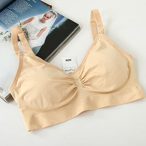 Pregnant Breast Feeding Bras Maternity Nursing Brassieres Feeding Bra